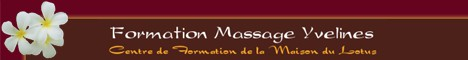 Centre des formation en massage