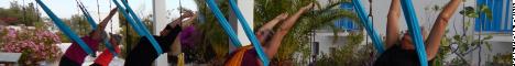 Stage de yoga aérien, Cyclades, 15-22 sept 2021