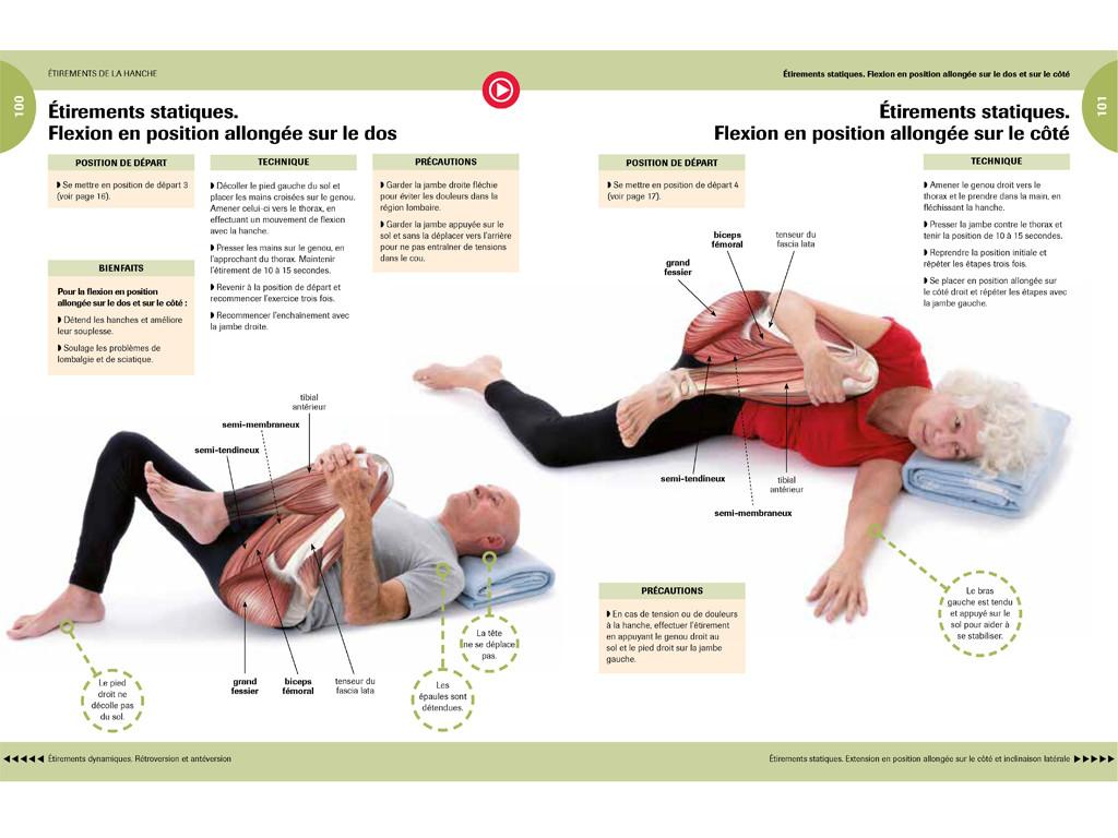 Anatomie et Etirements pour le Troisième Âge Maria Jose Portal Torices