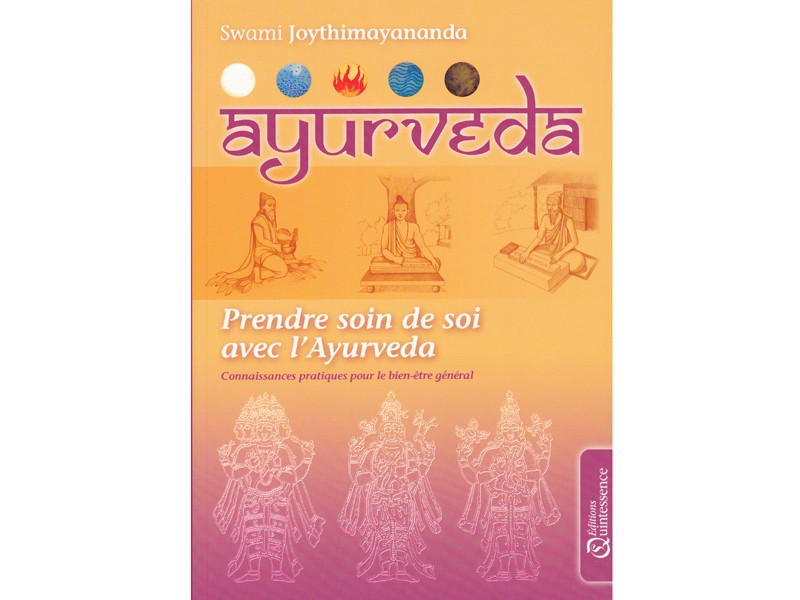 Ayurvéda Prendre soin de soi avec l'Ayurvéda