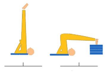 Bloc de yoga liège Extra 30cm x 20cm x 5cm
