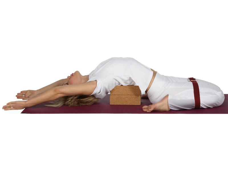 Brique de yoga liège Extra XXL 23cm x 15cm x 10cm