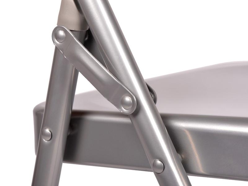 Chaise de Yoga 1 barre Grise