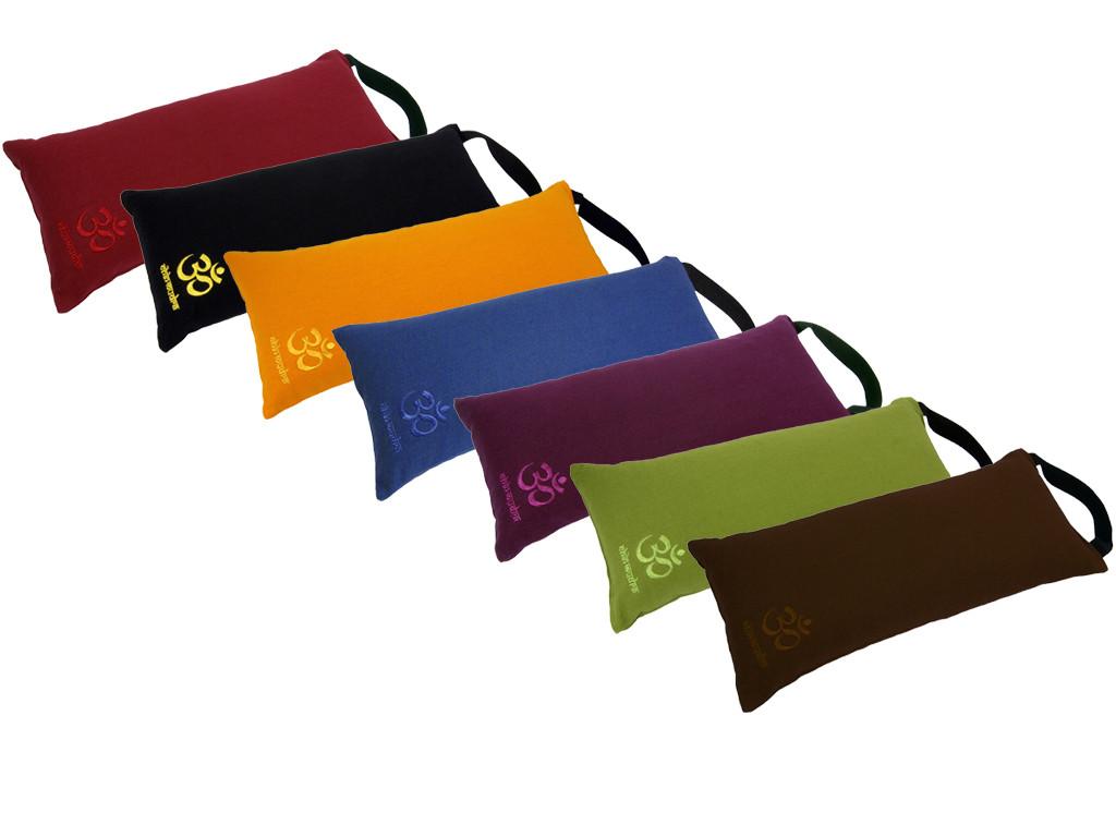 Coussin de massage 100% coton Bio 7 couleurs
