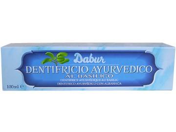 Dentifrice Ayurvédique au Basilic 100g