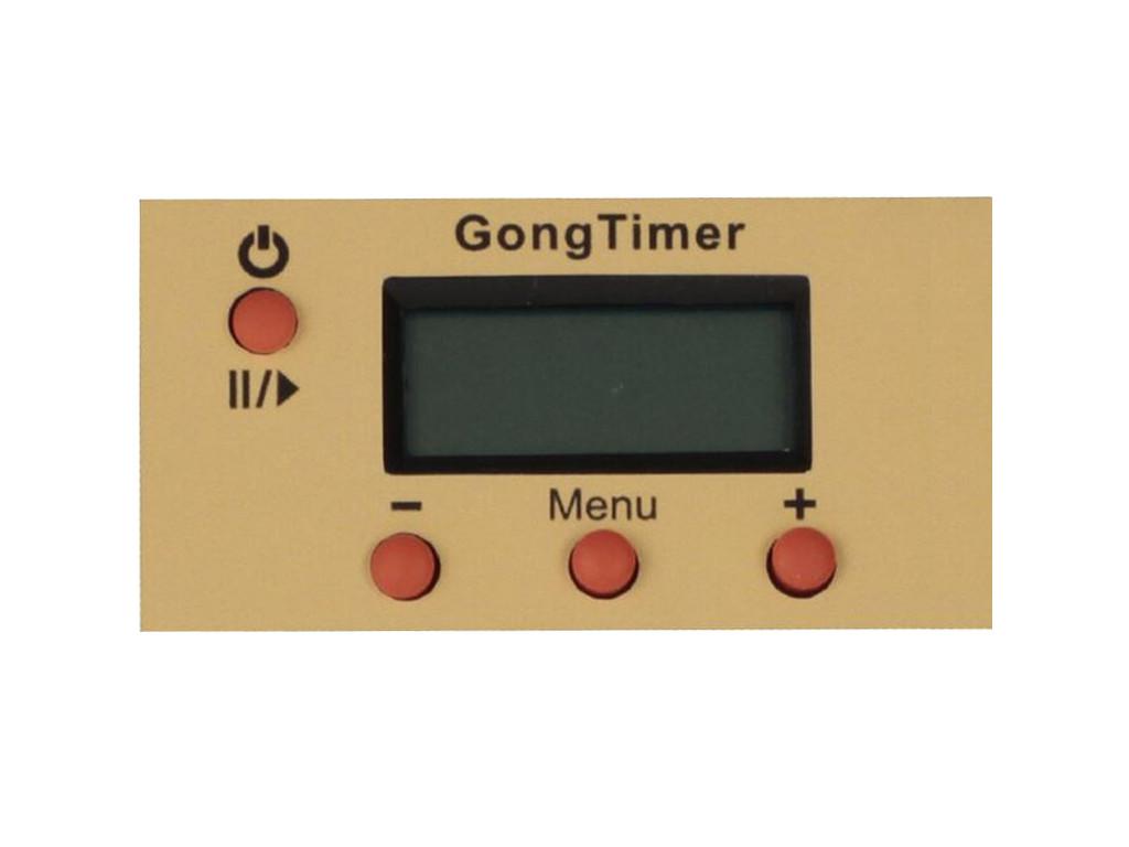 Gong Timer Merisier
