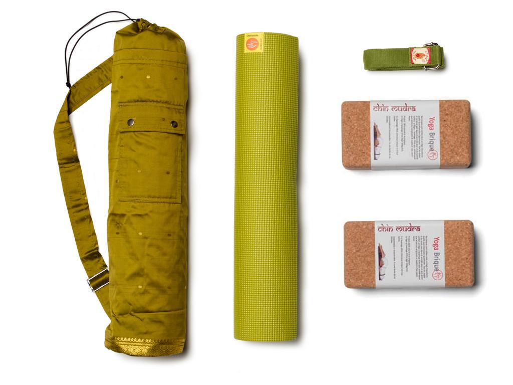 Kit Confort Non Toxique 6mm Vert Citron