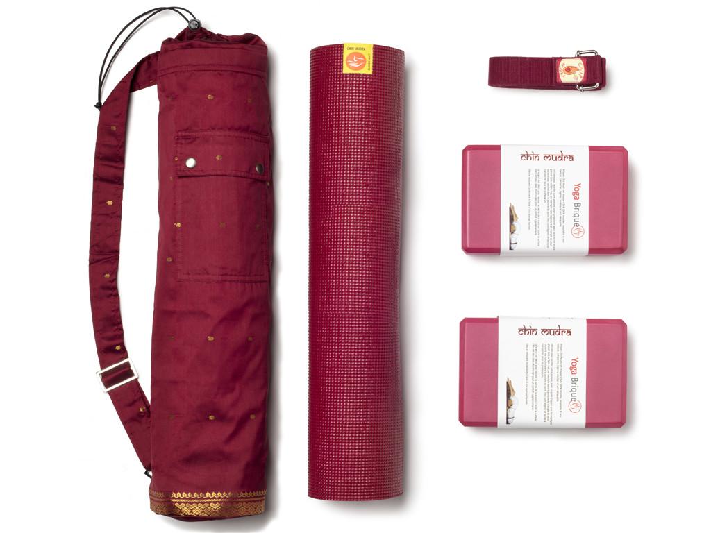 Kit Confort Non Toxique 6mm Bordeaux