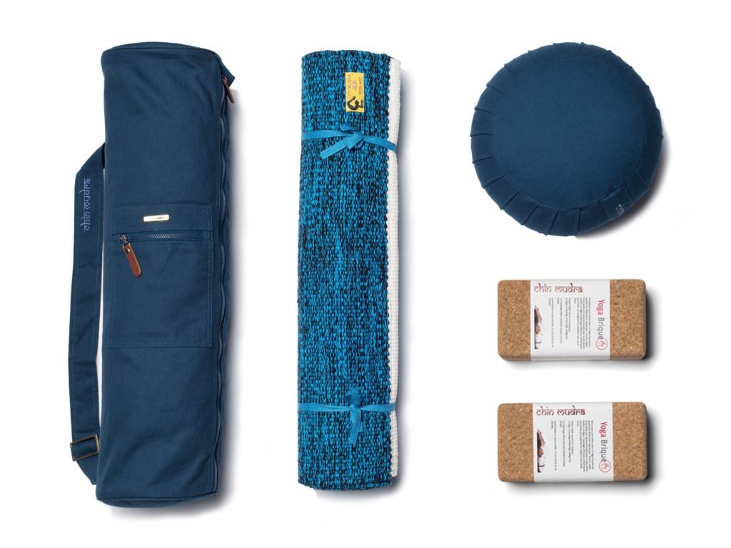 Kit Nature 100% bio Bleu et Noir