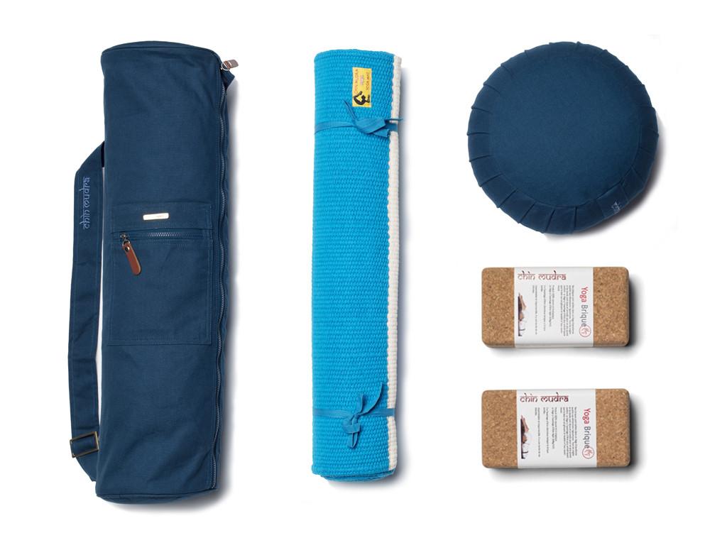 Kit Nature 100% bio Bleu
