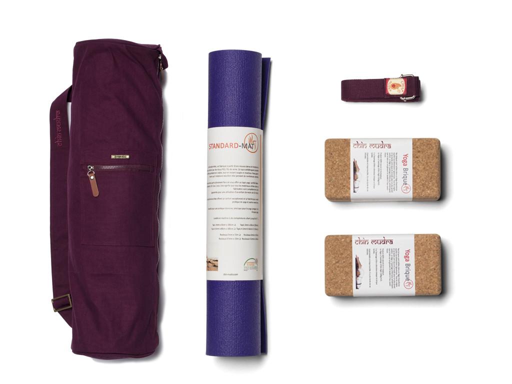 Kit Standard Mat 3mm Couleur Violet