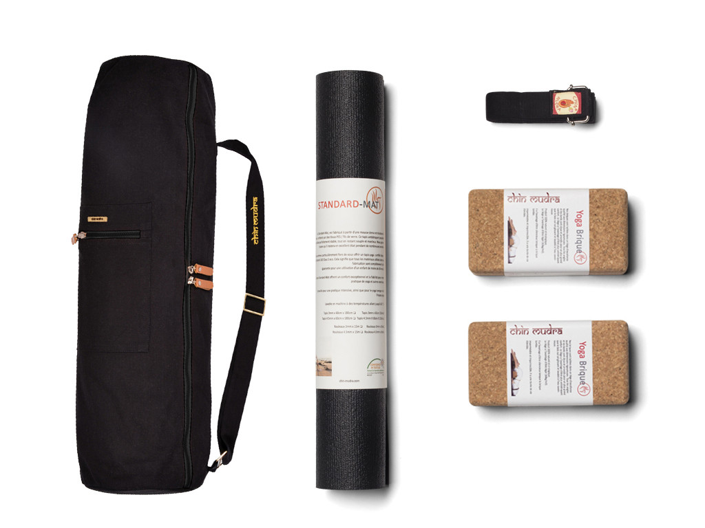 Kit Standard Mat 4.5mm Couleur Noir