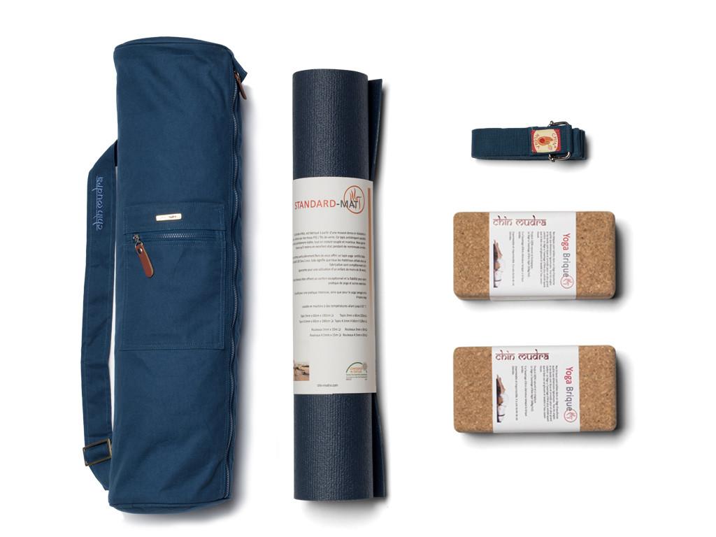 Kit Standard Mat 4.5mm Couleur Bleu