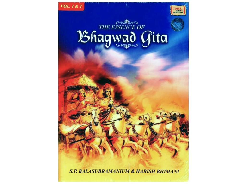 La Bhagavad Gîta - Vol. 1 & 2 S.P Balasubramanium & Harish Bhimani