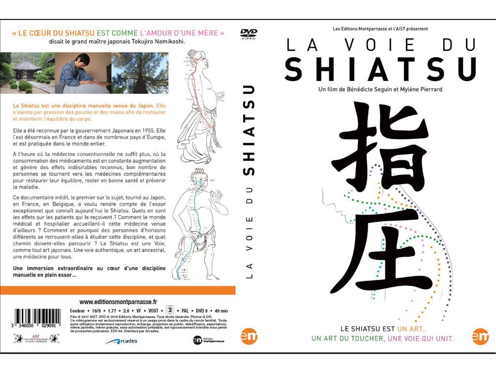La Voie du Shiatsu Livre CD