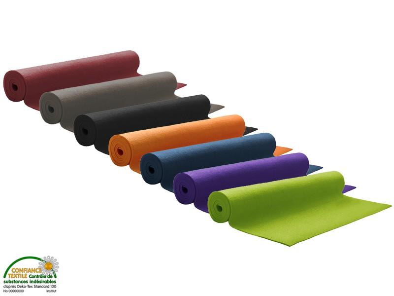 tapis de yoga Large-Mat 80cm x 183 cmx 4.5mm Lot de 10