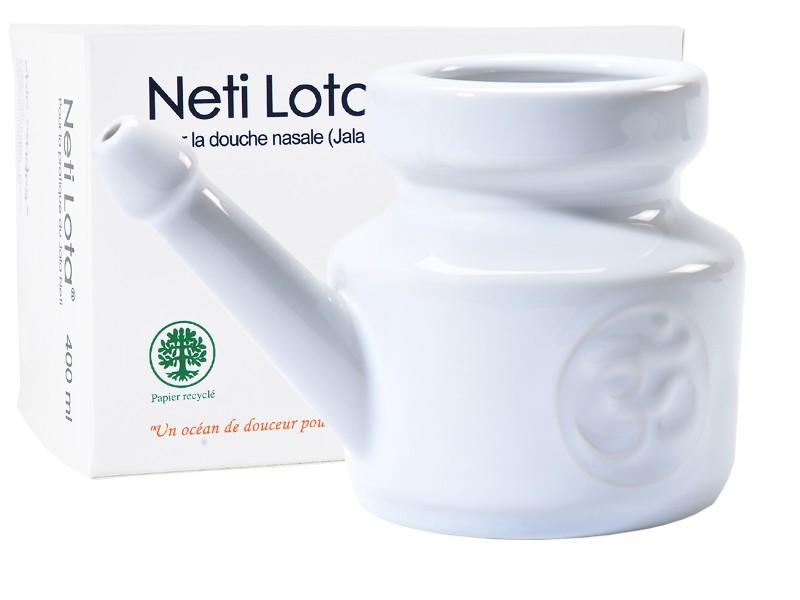 Lota Om en porcelaine émaillée 400ml Blanc
