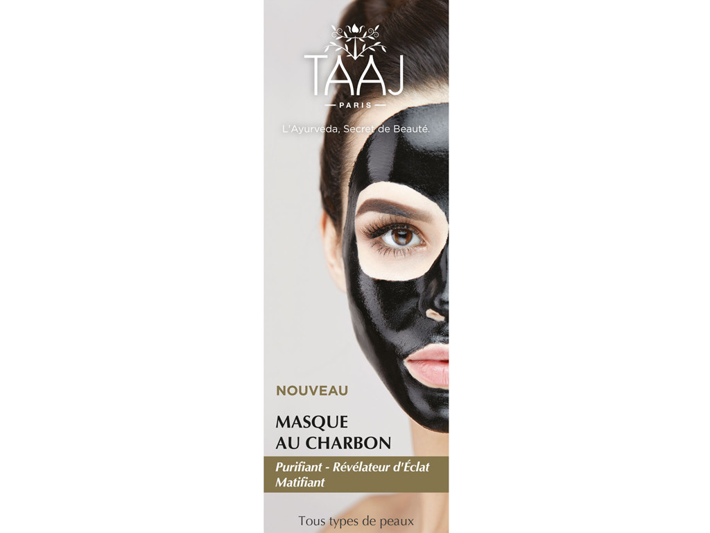 Masque au Charbon 75ml