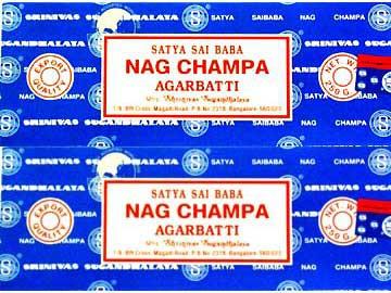 Nag Champa 250gr x 4 boites