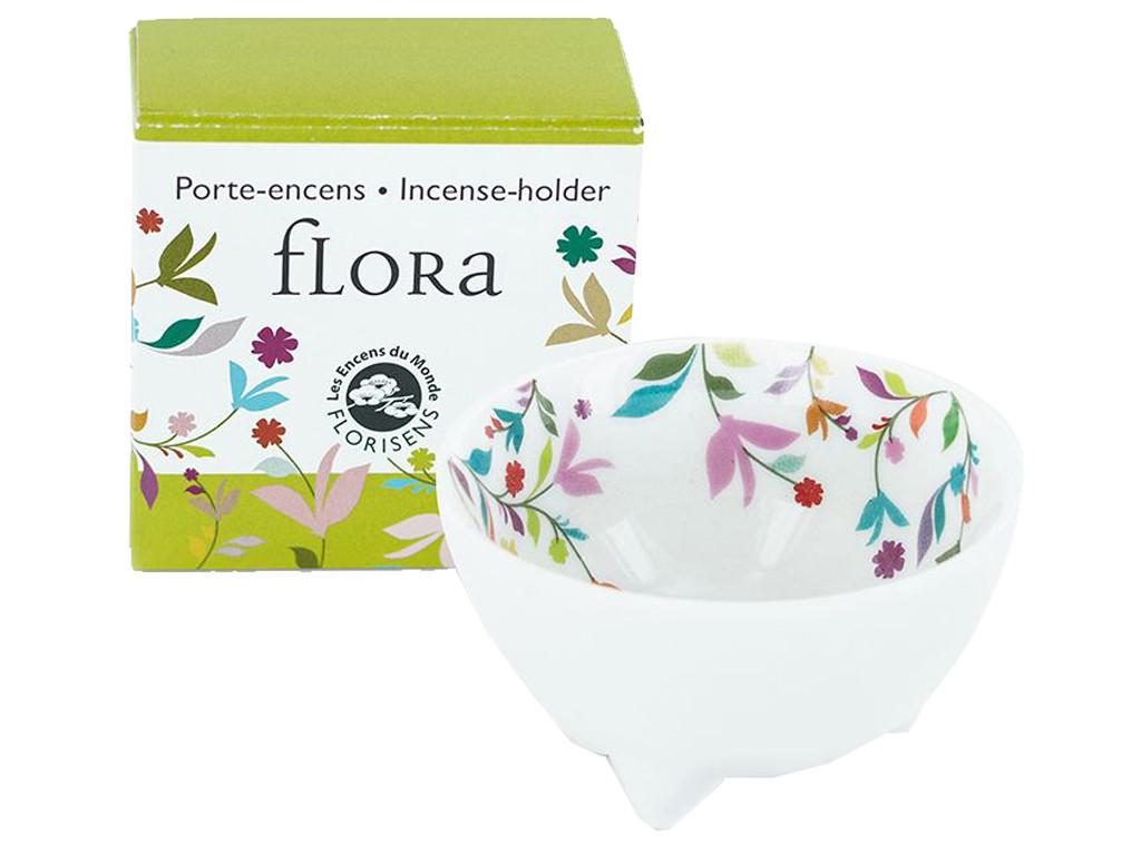 Porte Encens Flora Ø 7 x H. 4 CM
