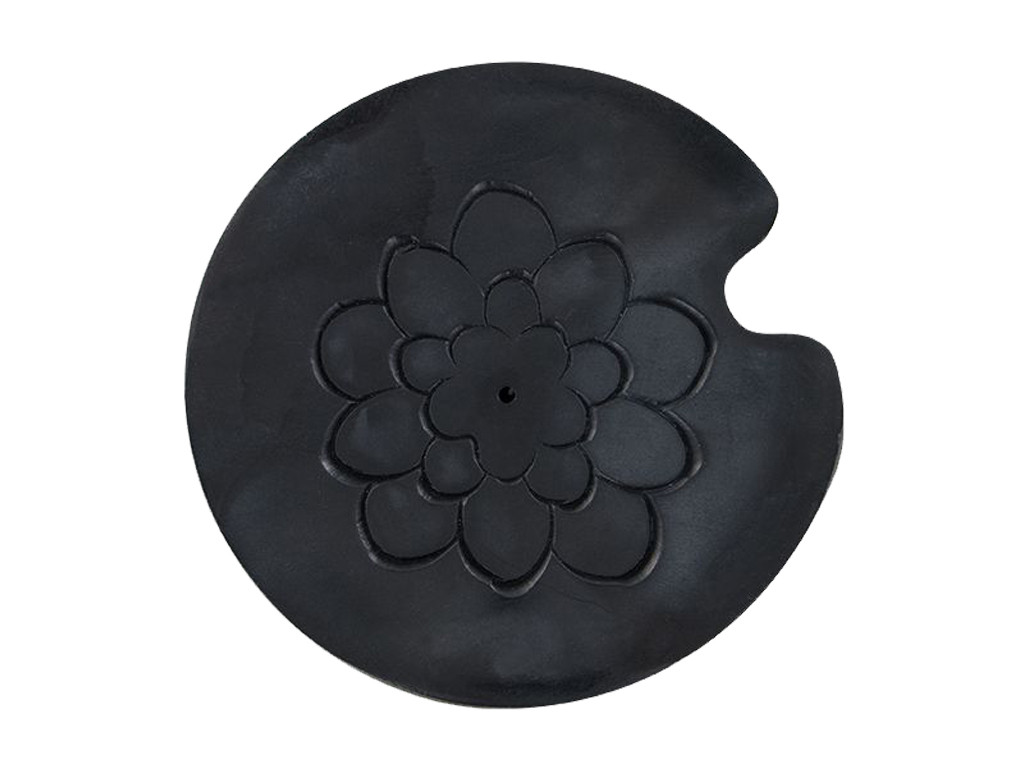 Porte Encens Lotus Ø 10 cm