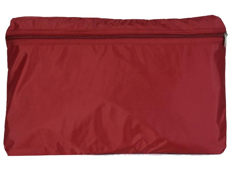 Sac de transport pour Futon de massage 128cm Bordeaux