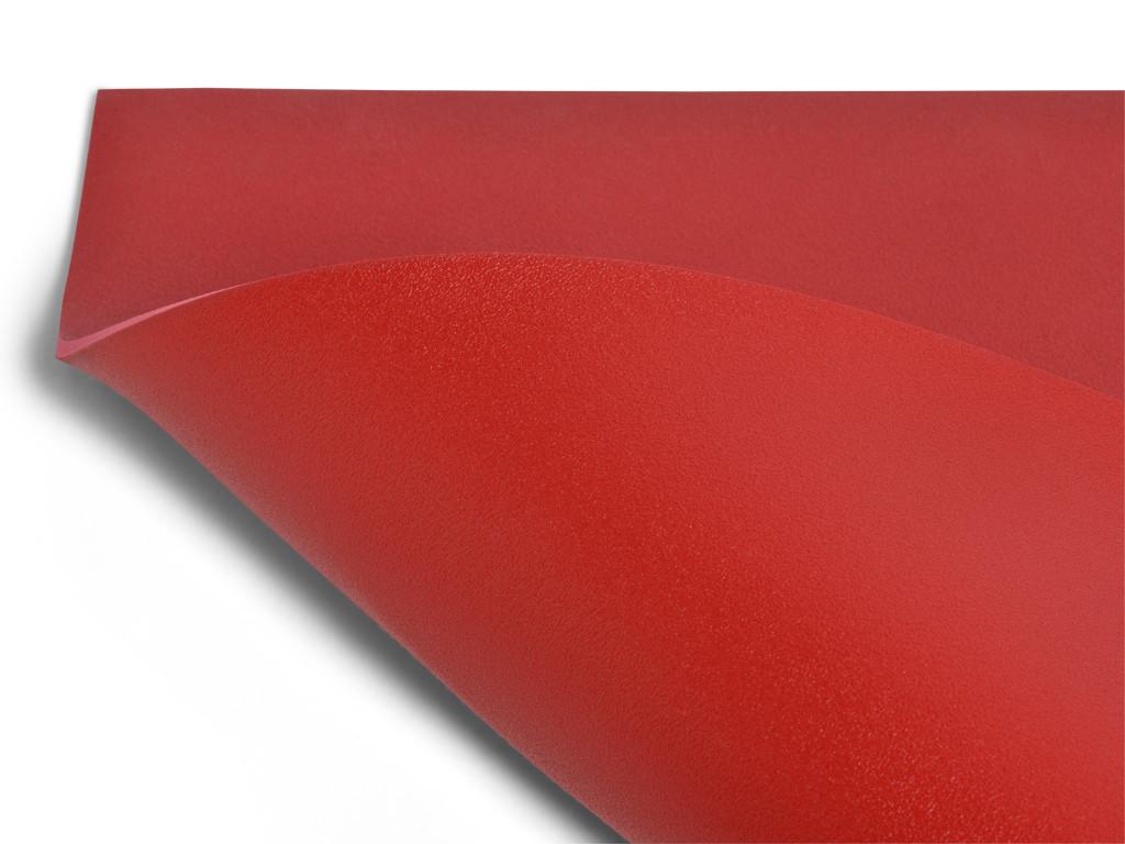 Tapis de yoga Excellence Mat 100% Latex - 6mm Bordeaux