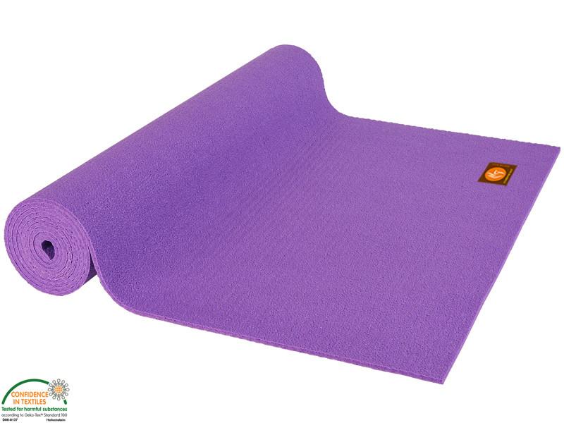 Tapis de yoga Extra-Mat Enfant - 150cm x 60cm x 4.5mm Améthyste