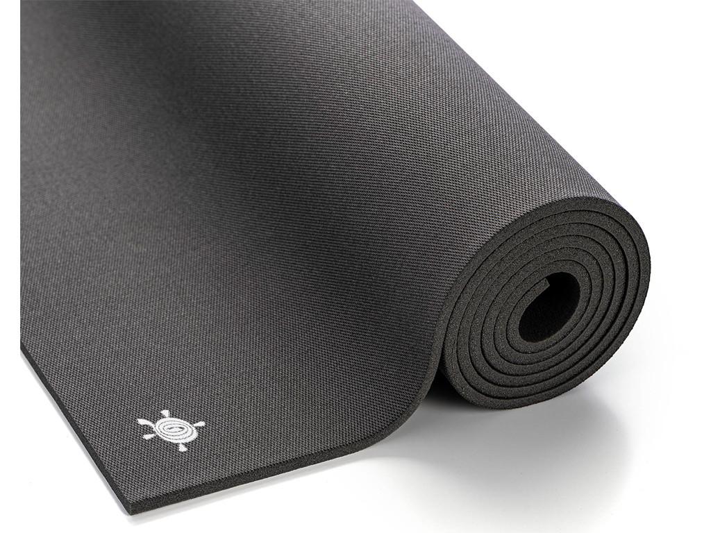 Tapis de Yoga Extrem-Mat - 185cm x 66cm x 6.4mm Noir