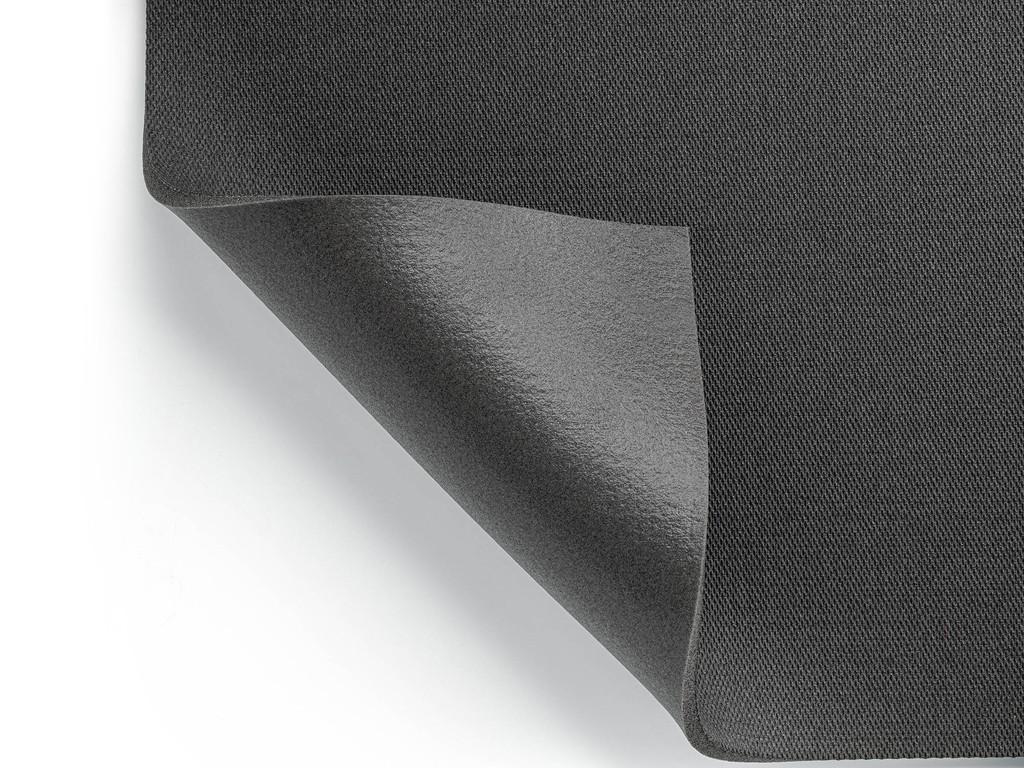 Tapis de Yoga Extrem-Mat - 200cm x 66cm x 6.4mm Noir