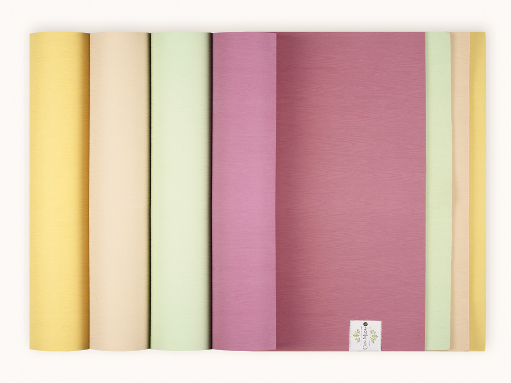 Tapis de Yoga Green Mat 5mm 183 cm x 61 cm x 5 mm - Lila