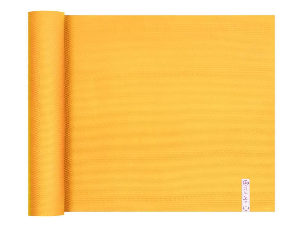 Tapis de Yoga Intensive-Mat 4mm 185 cm x 65 cm x 4.0 mm - Jaune Safran