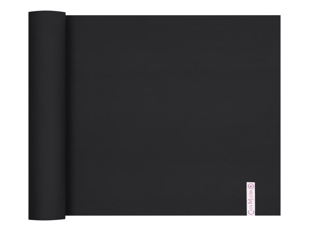 Tapis de Yoga Intensive-Mat 4mm 185 cm x 65 cm x 4.0 mm - Noir