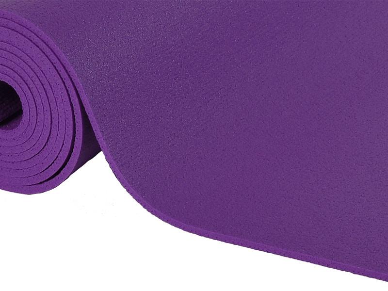 Tapis de yoga Large-Mat 183cm/220cmx80cmx4.5mm Violet