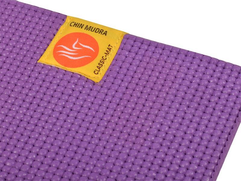 Tapis de yoga Non toxiques - 183cm x 61cm x 4.5mm Mauve Orchidée