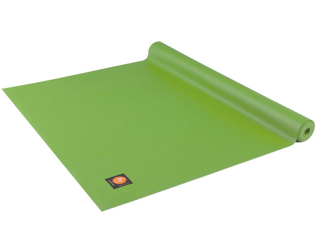 Tapis de yoga Travel-Mat - Vert 185cm x 65cm x 1,3mm