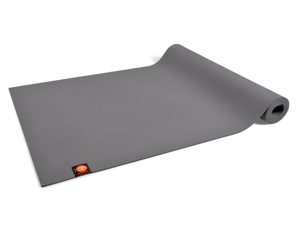 Tapis de yoga Tri Mat - Gris 183cm x 61cm x 4mm