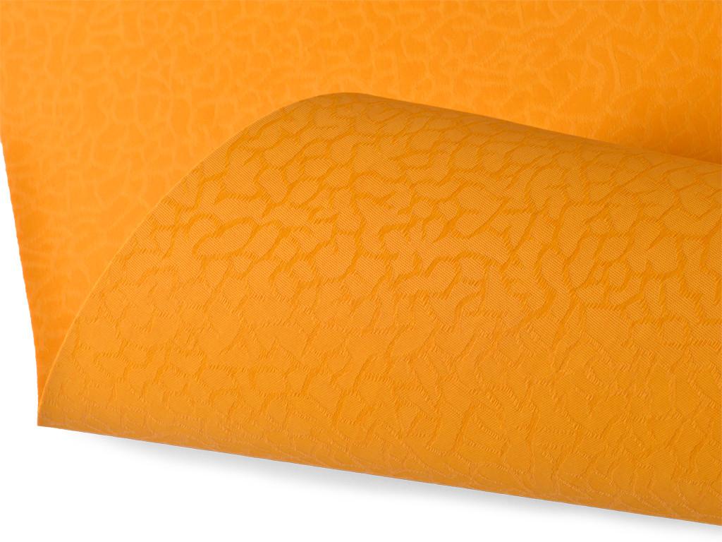 Tapis de yoga Tri Mat - Jaune Safran 183cm x 61cm x 4mm