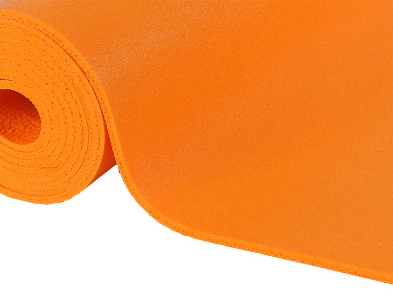 Tapis Standard-Mat 183cm/220cm x 60cm x 3mm Orange Safran