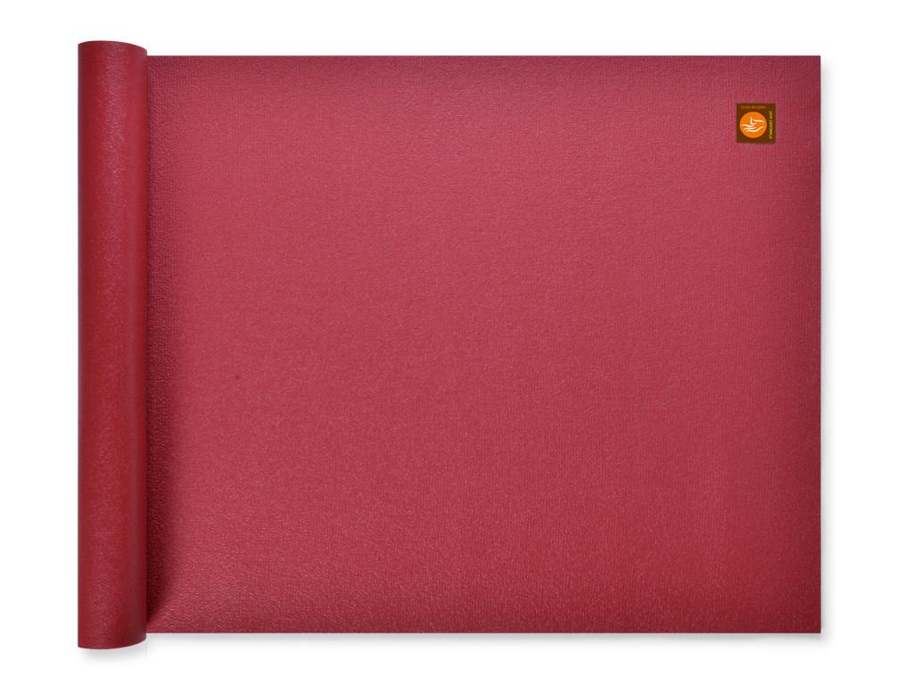 Tapis Standard-Mat 183cm/220cm x 60cm x 3mm Bordeaux
