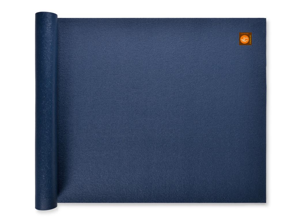 Tapis Standard-Mat 183cm/220cm x 60cm x 3mm Bleu
