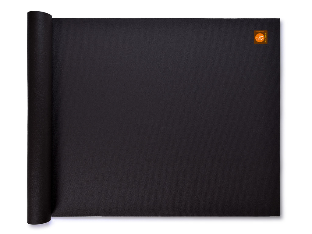 Tapis Standard-Mat 183cm/220cm x 60cm x 3mm Noir