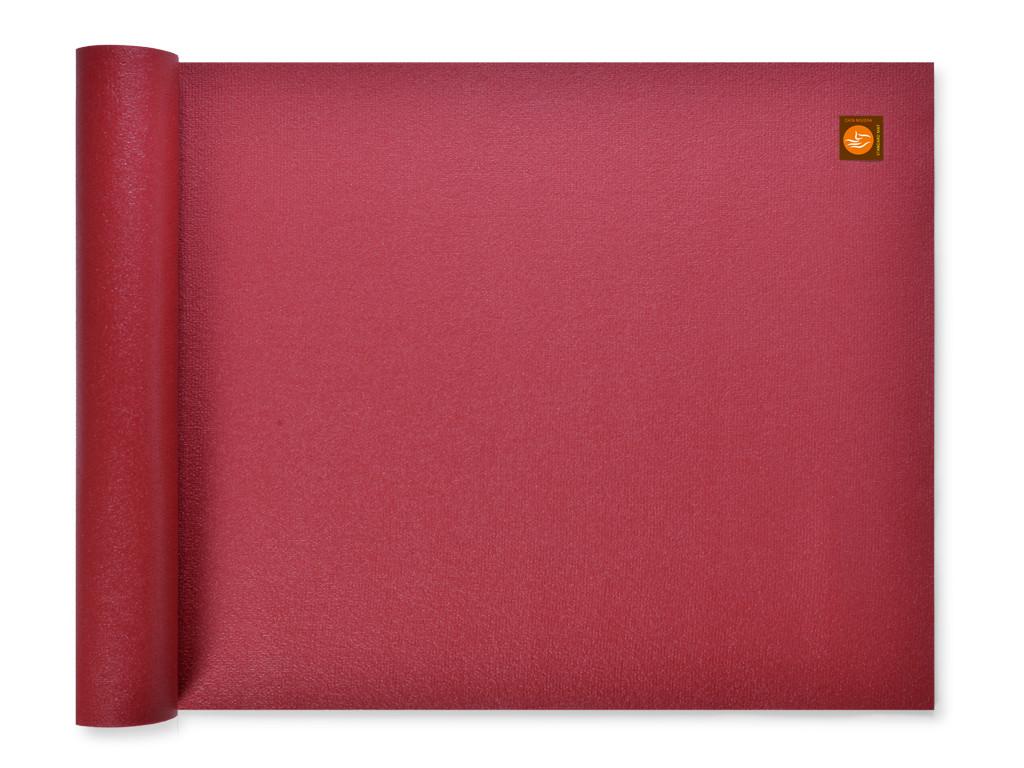 Tapis Standard-Mat 183cm/220cm x 60cm x 4.5mm Bordeaux