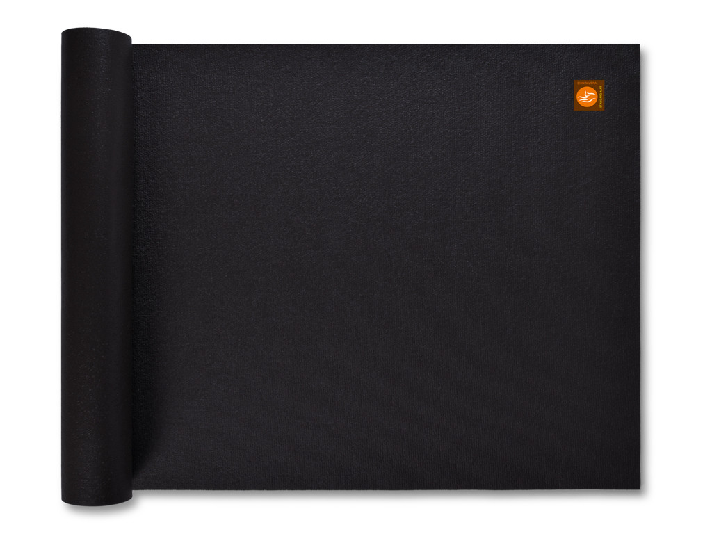 Tapis Standard-Mat 183cm/220cm x 60cm x 4.5mm Noir