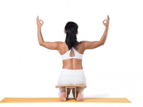 Article de Yoga Banc de Méditation Diamant