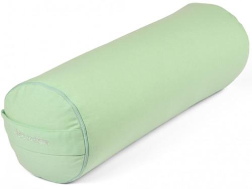 Bolster de yoga 100 % coton Bio Epeautre 65 cm x 21 cm