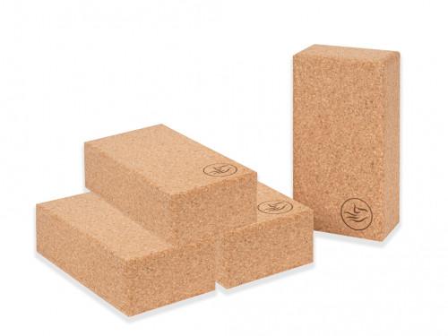 Briques liège Extra - 23cm x 12cm x 6.5cm Chin Mudra