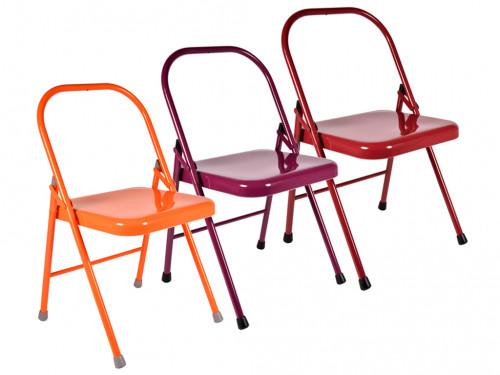 Chaise de Yoga 1 barre Lot de 5