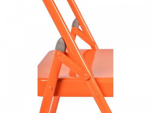 Article de Yoga Chaise de Yoga 1 barre Orange