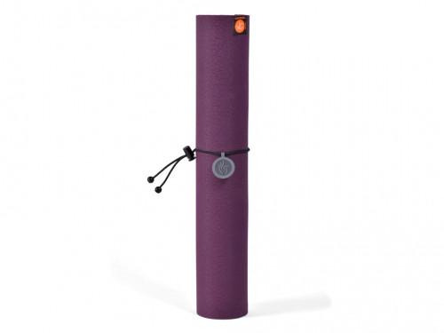 Article de Yoga Cordon élastique pour tapis de yoga Noir